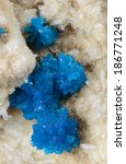 Small photo of Cavansite from Pune, India.