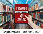 travel insider's guide book to...   Shutterstock . vector #1867840450