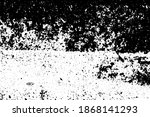grunge textures set. distressed ...   Shutterstock .eps vector #1868141293