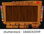 complete interface pirate menu...
