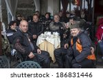 sicily  italy   april 5  2014 ... | Shutterstock . vector #186831446