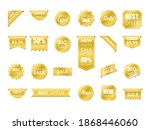 best choice tags. labels... | Shutterstock .eps vector #1868446060