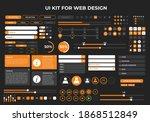 ui kit for web design  enhanced ...