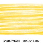 hand drawn dry paint striped... | Shutterstock . vector #1868541589