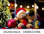 Christmas Teddy Bears With...