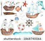 Watercolor Children Water...