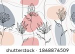 seamless repeat pattern with...   Shutterstock .eps vector #1868876509