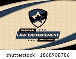 national law enforcement...   Shutterstock .eps vector #1868908786
