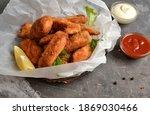 Homemade Chicken Nuggets....