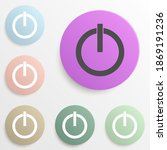 inclusion mark badge color set. ...