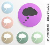 colloquial badge color set....