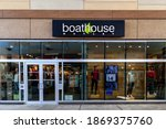 Boathouse Store Is Seen In...