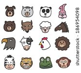 animal,art,bear,black,canine,cartoon,cat,character,chicken,collection,comic,cow,cute,deco,decor