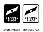 """s Shaped Blade"" Flat Cutting..."