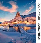 Beautiful Winter Scenery....