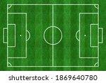 soccer field. football stadium. ...   Shutterstock .eps vector #1869640780