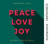 Christmas Card Design with