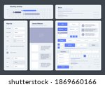 ui template. web dashboard...