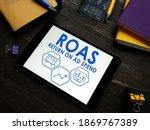 Roas Return On Ad Spend Report...