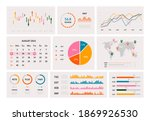business infographic elements.... | Shutterstock .eps vector #1869926530