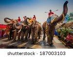 Ayutthaya  Thailand   April 14...