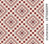 romanian vector pattern...   Shutterstock .eps vector #1870060099