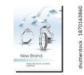 rings store creative...   Shutterstock .eps vector #1870163860