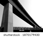 A Close Up Of The Viaduct...