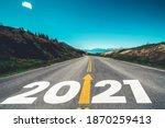 2021 new year road trip travel...