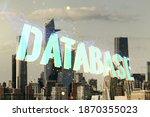 double exposure of database...