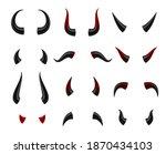 Horns Of Devil  Bull  Cow ...