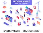 programming bundle of isometric ...