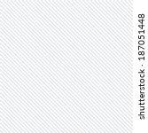 diagonal lines white pattern.... | Shutterstock .eps vector #187051448