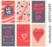A Set Of Valentine's Day...