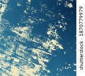 distress blue urban used...   Shutterstock .eps vector #1870779979