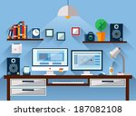 abstract,books,clock,computer,concept,content,create,creativity,cup,daily,designer,desk,development,elements,flat