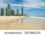 gold coast   december 25 ...   Shutterstock . vector #187086224