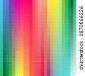 color chart designer tool... | Shutterstock .eps vector #1870866226