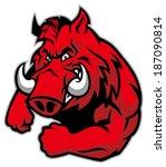 animal,art,black,boar,brave,college,courage,dangerous,grey,head,hog,icon,mascot,pig,pride