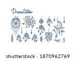 Boho Dreamcatchers With...