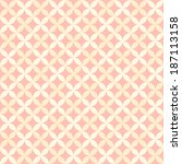 delicate loving wedding vector... | Shutterstock .eps vector #187113158