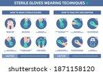 infographic illustration of... | Shutterstock .eps vector #1871158120