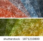 set of simple vector images of...   Shutterstock .eps vector #1871210800
