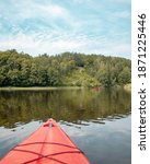 Kayaking On The Bug River. Two...