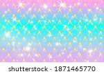 golden pattern. holographic...   Shutterstock .eps vector #1871465770