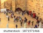 Jerusalem  Israel   Jan 2  2020 ...