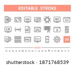 development and programming 20...   Shutterstock .eps vector #1871768539