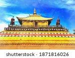 Gandan Monastery Colorful...