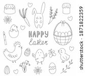 Large Vector Set For Easter And ...