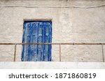Entrance Door To The Terrace Of ...